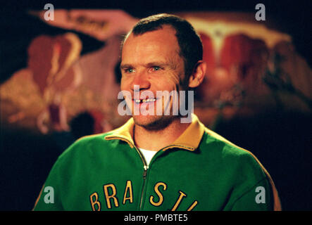Michael Balzary  (AKA Flea) the voice of Donnie in 'The Wild Thornberrys Movie.' (2002) - Stock Photo