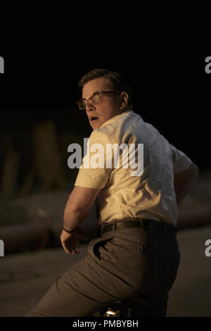 Matt Damon as Gardner in SUBURBICON, from Paramount Pictures and Black Bear Pictures. (2017) - Stock Photo