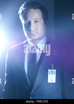 THE X-FILES, David Duchovny as Agent Fox Mulder and ...