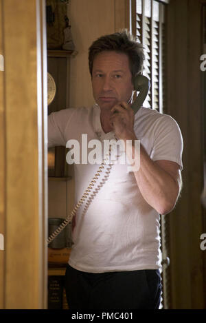 THE X-FILES:  David Duchovny in the 'Kitten' episode of THE X-FILES on Fox. © 2018 Fox Broadcasting Co.  Cr:  Shane Harvey/Fox - Stock Photo