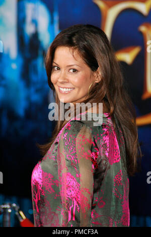 'Enchanted' (Premiere) Brooke Burke  11-17-2007 / El Capitan Theatre / Hollywood, CA / Walt Disney Pictures / Photo by Joseph Martinez File Reference # 23244_0088PLX   For Editorial Use Only -  All Rights Reserved - Stock Photo