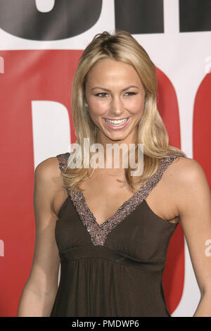 'The Shaggy Dog' (Premiere) Stacy Keibler 03-07-2006 / El Capitan Theater / Hollywood, CA / Walt Disney Pictures / Photo by Joseph Martinez - All Rights Reserved  File Reference # 22702_0017PLX  For Editorial Use Only - - Stock Photo