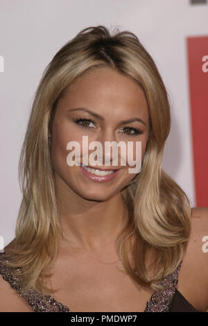 'The Shaggy Dog' (Premiere) Stacy Keibler 03-07-2006 / El Capitan Theater / Hollywood, CA / Walt Disney Pictures / Photo by Joseph Martinez - All Rights Reserved  File Reference # 22702_0018PLX  For Editorial Use Only - - Stock Photo