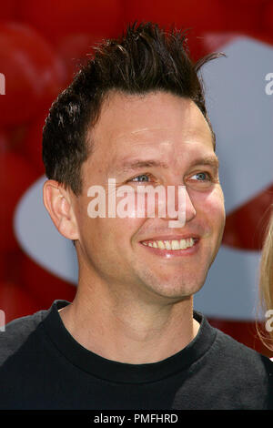 Mark Hoppus of Blink 182 at the Los Angeles Premiere of Disney Pixar's 'Up' Premiere at the El CapitanTheatre in Hollywood, CA 5/16/2009  Photo © Joseph Martinez / Picturelux - All Rights Reserved.  File Reference # 30021_014JM   For Editorial Use Only - - Stock Photo