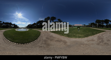 Casino Gardens - Stock Photo