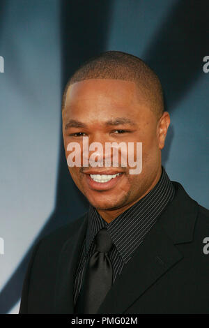 The X-Files: I Want to Believe Premiere  Xzibit  7-23-2008 / Mann's Grauman Chinese Theatre / Hollywood, CA / 20th Century Fox / Photo © Joseph Martinez / Picturelux  File Reference # 23571 0045JM   For Editorial Use Only -  All Rights Reserved - Stock Photo