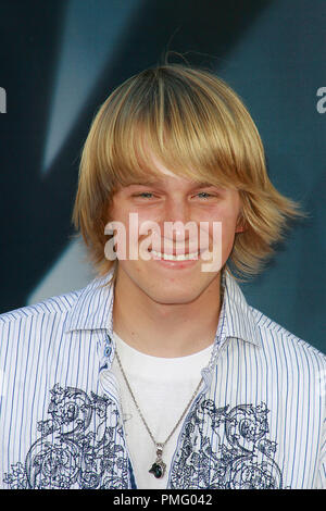 The X-Files: I Want to Believe Premiere  Jason Dolley 7-23-2008 / Mann's Grauman Chinese Theatre / Hollywood, CA / 20th Century Fox / Photo © Joseph Martinez / Picturelux  File Reference # 23571 0075  For Editorial Use Only -  All Rights Reserved - Stock Photo