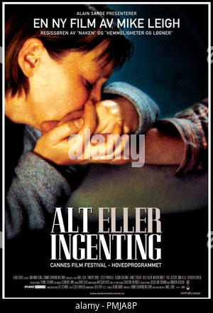 Prod DB © United Artists / DR ALL OR NOTHING de Mike Leigh 2002 USA affiche - Stock Photo