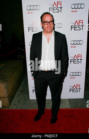 Paul Giamatti at the AFI Fest 2010 Screening of Barney's Version. Arrivals held at The Egyptian Theatre in Hollywood, CA, November 6, 2010.  Photo by Joseph Martinez / PictureLux File Reference # 30672 013PLX   For Editorial Use Only -  All Rights Reserved - Stock Photo