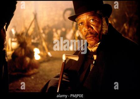 Prod DB © DreamWorks SKG - HBO / DR AMISTAD de Steven Spielberg 1997 USA avec Morgan Freeman historique, 19eme siecle, XIXeme siecle, 1830's, esclavagisme, esclavage, - Stock Photo