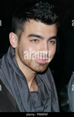 Joe Jonas at the Premiere of Warner Brothers Pictures' 'Sucker Punch'. Arrivals held at Grauman's Chinese Theatre in Hollywood, CA, March 23, 2011.  Photo by Joe Martinez / PictureLux - Stock Photo
