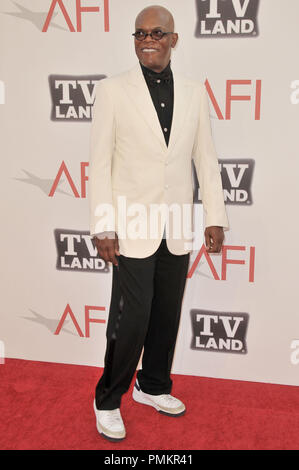 Samuel L. Jackson at the AFI's 39th Annual Achievement Award Honoring Morgan Freeman held at the Sony Pictures Studios in Culver City, CA. The event took place on Thursday, June 9, 2011.  Photo by PRPP_Pacific Rim Photo Press / PictureLux - Stock Photo