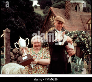 James Cromwell Babe Pig In The City 1998 Stock Photo border=