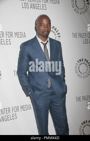 Mike Colter 09/07/11, PaleyFest 2011 Fall Previews Party: THE CW @ The Paley Center for Media, Beverly Hills Photo By Manae Nishiyama/ HollywoodNewsWire.net/ PictureLux - Stock Photo