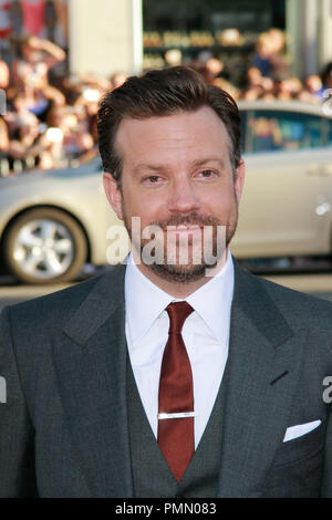 Jason Sudeikis at the Premiere of New Line Cinema's 'Horrible Bosses'. Arrivals held at Grauman's Chinese Theatre in Hollywood, CA, June 30, 2011.  Photo by Joe Martinez / PictureLux - Stock Photo