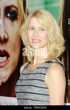 Laura Dern at the Los Angeles Premiere of HBO's 'Enlightened'. Arrivals held at The Paramount Theater in Hollywood, CA, October 3, 2011.  Photo by Joe Martinez / PictureLux - Stock Photo