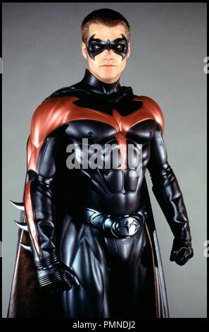 Batman robin batman robin usa 1997 joel schumacher george stock photo 113453405 alamy - Image de batman et robin ...