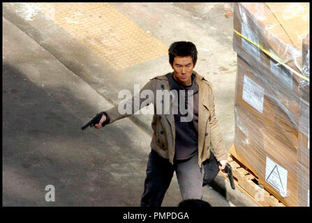 Prod DB © Milky Way / DR BREAKING NEWS (DAAI SI GIN) de Johnny To 2004 HK avec Richie Ren - Stock Photo