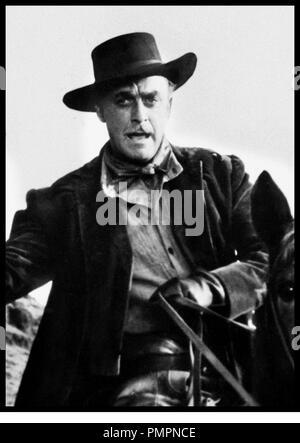 Prod DB © Mirisch Corporation / DR CAST A LONG SHADOW (CAST A LONG SHADOW) de Thomas Carr 1959 USA avec John Dehner western, - Stock Photo