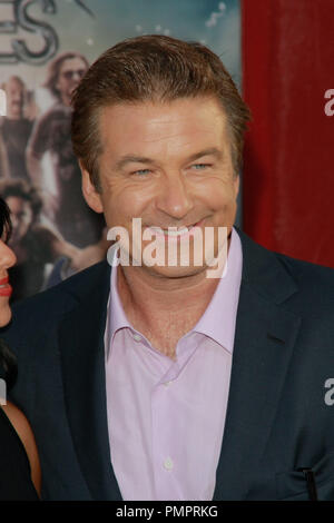 Alec Baldwin at the World Premiere of Warner Bros. Pictures 'Rock of Ages'. Arrivals held at Grauman's Chinese Theater in Hollywood, CA, June 8, 2012. Photo by Joe Martinez / PictureLux - Stock Photo