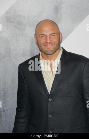 Randy Couture at the Premiere Of Lionsgate Films' 'The Expendables 2'. Arrivals held at Grauman's Chinese Theater in Hollywood, CA, August 15, 2012. Photo by Joe Martinez / PictureLux - Stock Photo