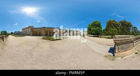 360 View of Jardin public de Bordeaux - France 219337916 - Alamy