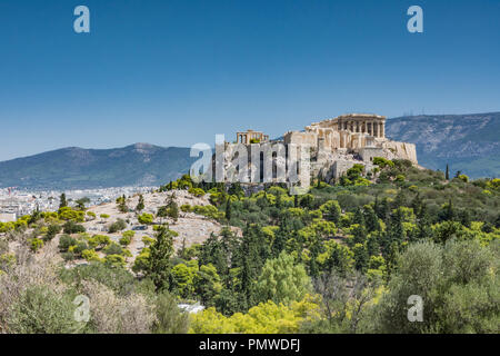 ATHENS ACROPOLIS - Stock Photo