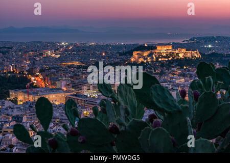 ATHENS ACROPOLIS - Stock Photo