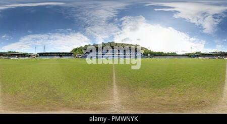 Adams Park, High Wycombe - Stock Photo