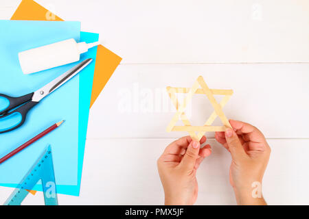 Star of David Money Origami | Money origami, Origami stars ... | 320x450