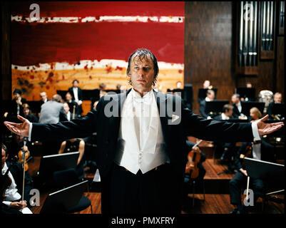 Prod DB © Sonet Film AB - GF Studios AB / DR LA CHORALE DU BONHEUR (SA SOM I HIMMELEN) de Kay Pollak 2004 SUE. avec Michael Nyqvist chef d'orchestre autre titre: As In Heaven - Stock Photo