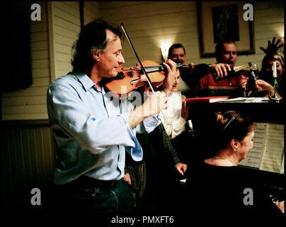 Prod DB © Sonet Film AB - GF Studios AB / DR LA CHORALE DU BONHEUR (SA SOM I HIMMELEN) de Kay Pollak 2004 SUE. avec Michael Nyqvist violon, musicien, orchestre autre titre: As In Heaven - Stock Photo