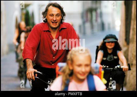 Prod DB © Sonet Film AB - GF Studios AB / DR LA CHORALE DU BONHEUR (SA SOM I HIMMELEN) de Kay Pollak 2004 SUE. avec Michael Nyqvist vélo, bicyclette autre titre: As In Heaven - Stock Photo