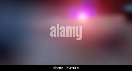 abstract blurred background, flash of orange and violet light on a gray and blue. Web banner. Element of design. - Stock Photo