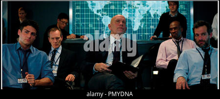 Prod DB © Paramount - Bloom - Czech Anglo Productions - Di Bonaventura Pictures/ DR CONSPIRACY (UNLOCKED) de Michael Apted 2017 GB avec John Malkovich action - Stock Photo