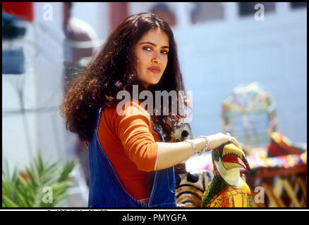 Salma hayek fools rush in 1997 stock photo 78317163 alamy - Coup de foudre et consequences ...