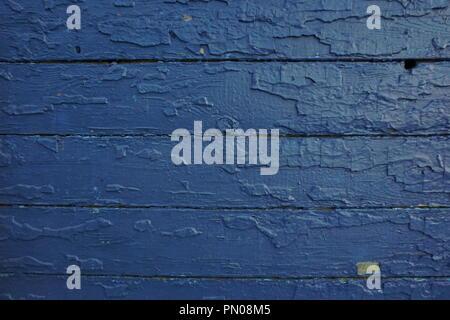 old planks blue vintage background n g - Stock Photo