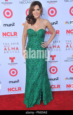 Maria Canals Barrera at The 2013 NCLR ALMA Awards held at the Pasadena Civic Auditorium in Pasadena, CA. The event took place on Friday, September 27, 2013. Photo by PRPP_PRPP / PictureLux  File Reference # 32132_080PRPP01  For Editorial Use Only -  All Rights Reserved - Stock Photo