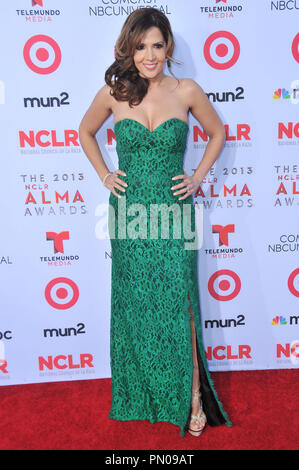 Maria Canals Barrera at The 2013 NCLR ALMA Awards held at the Pasadena Civic Auditorium in Pasadena, CA. The event took place on Friday, September 27, 2013. Photo by PRPP_PRPP / PictureLux  File Reference # 32132_081PRPP01  For Editorial Use Only -  All Rights Reserved - Stock Photo
