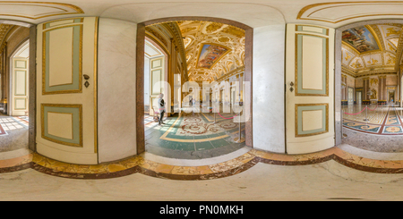 Royal Palace Of Caserta - Stock Photo