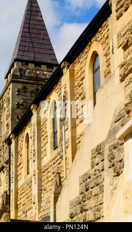Batheaston, a suburb of Bath, somerset england UK - Stock Photo