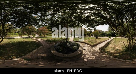 the Zephyr at Pasteur Square in Bejaia - Stock Photo