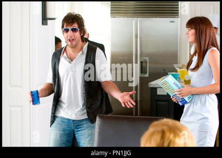 Prod DB © Sony - Columbia Pictures - Happy Madison / DR CRAZY DAD (THAT'S MY BOY) de Sean Anders 2012 USA avec Adam Sandler et Leighton Meester - Stock Photo