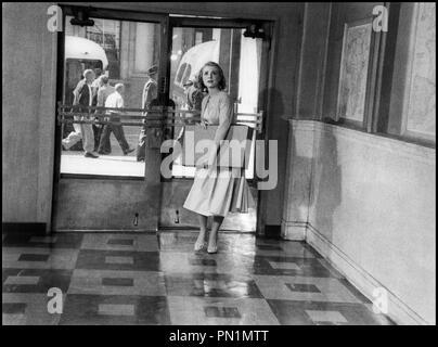 Prod DB © Metro-Goldwyn-Mayer / DR CRI DE TERREUR (CRY TERROR !) de Andrew L. Stone 1958 USA avec Inger Stevens angoisse - Stock Photo