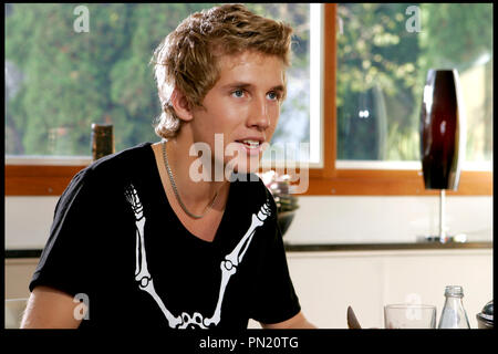Prod DB © Nordisk Film / DR DEFIS ENTRE COPINES (SUPERVOKSEN) de Christina Rosendahl 2006 DAN. avec Sebastian Jessen adolescent, tee shirt autres titres: Spakop (Denmark) (working title), Triple Dare (International: English title) - Stock Photo