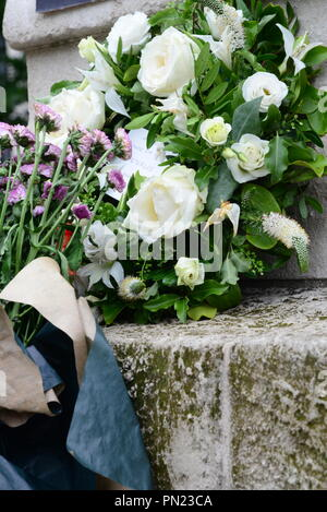 Peterloo memorial - Stock Photo