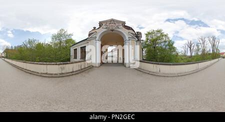 Schloss Seefeld - Stock Photo