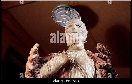Prod DB © Hammer / DR DANS LES GRIFFES DE LA MOMIE (THE MUMMY'S SHROUD) de John Gilling 1967 GB avec Eddie Powell fantastique, horreur, momie - Stock Photo