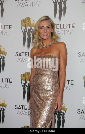 Libby Hudson Lydecker  02/15/2015 The 19th Annual Satellite Awards held at InterContinental Los Angeles Century City at Beverly Hills in Los Angeles, CA Photo by Izumi Hasegawa / HNW / PictureLux - Stock Photo