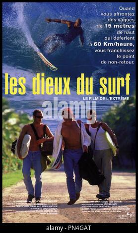 Prod DB © TriStar / DR LES DIEUX DU SURF (IN GOD'S HANDS) de Zalman King 1998 USA avec Patrick Shane Dorian, Matt George et Mathew Stephen Liu sport - Stock Photo
